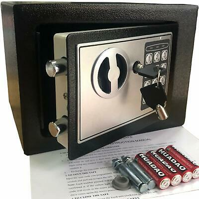 Electronic Digital Lock Keypad Safe Box