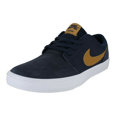 Details about Nike Sb Solarsoft Portmore Ii M 880266 700 shoes brown