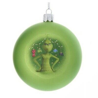 This is Me Being Jolly Grinch Stole Christmas Shatterproof Ball Ornament ONE pc