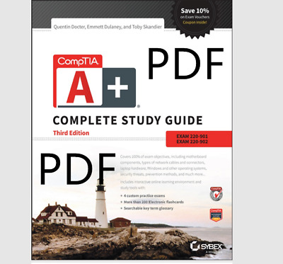 Comptia A+ Complete Study Guide Exams 220-901 and 220-902 P.D.F