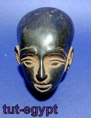 RARE ANCIENT EGYPTION ANTIQUE HEAD AKhenten Nefertiti Daughter (1334-1300BC)
