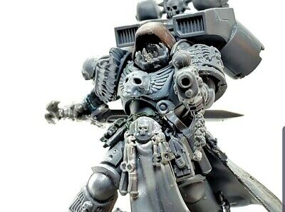 Warhammer 40k Space Marines Captain
