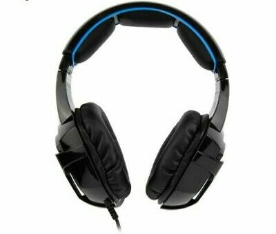 Stereo Sound Gaming Headset Stylish Headphones 3.5mm For Computers Laptop Mobile