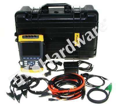 Fluke 435 Industrial 3 Phase Power Quality Analyzer