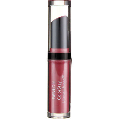 3 Pack Revlon ColorStay Ultimate Suede Lipstick, Preview 070, 0.09 oz