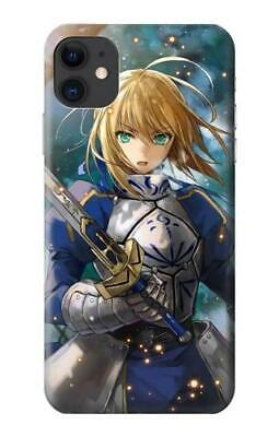 S2035 Fate Stay Night Saber Arturia Case for IPHONE Samsung Smartphone ETC