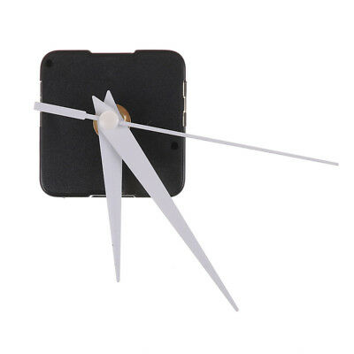 White Spindle Hands Quartz Clock Movement Mechanism DIY Repair Tool Craft vDPTH