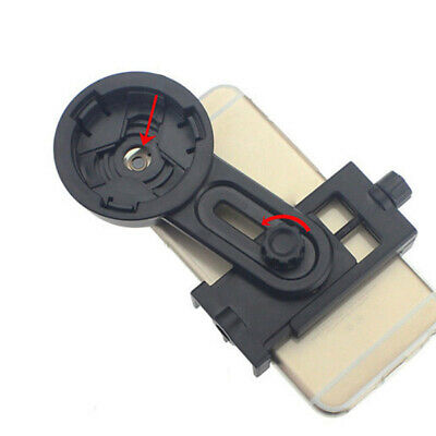 Universal Smart Phones Mount Adapter For Binocular Monocular Telescope Brackets
