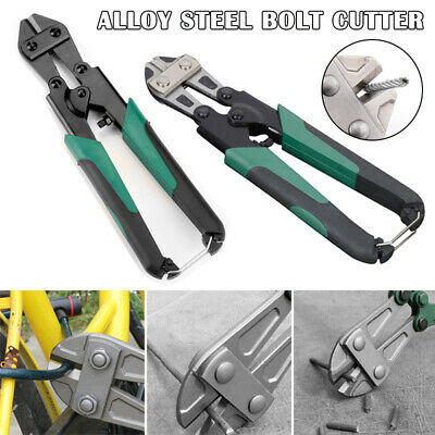 Wire Rope Cutter Kit Hand Tool Electrical Cutting Plier Stainless Steel Cable