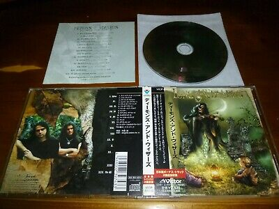 Demons & Wizards / ST JAPAN+2 Iced Earth Blind Guardian *J