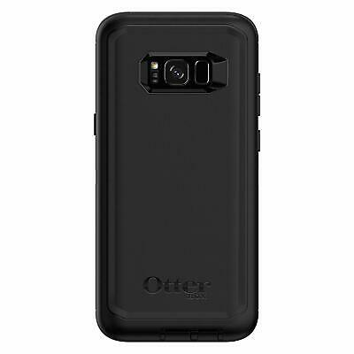 OtterBox Defender Series Case & Holster for Samsung Galaxy S8 ( BLACK )