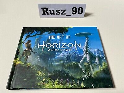 ARTBOOK ONLY Horizon Zero Dawn Limited Edition/Collectors Edition PS4