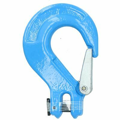 Clevis Sling Hook Safety Catch Max Lifting Capacity 2 Ton For 8mm Chain