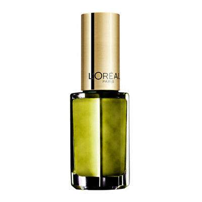 L'oreal Vernis à Ongles Color Riche - 807 Majestic Green