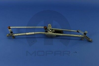 Windshield Wiper Arm, Linkage and Motor Assembly Front Mopar 68043386AC
