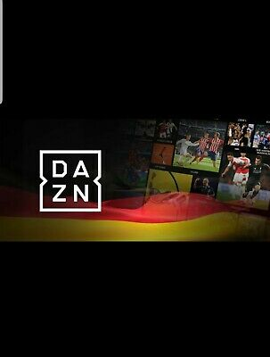 1 Mese Dazn Germania - De - Deutsch - Tutta La Serie A Champions League! Altro..