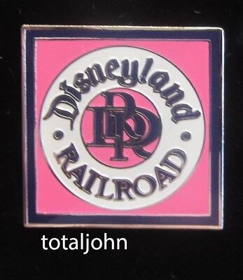 Disney DLR Sign Series Disneyland Railroad Pin