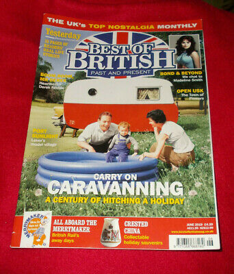 Best Of British Past & Present Magazine June 2019
