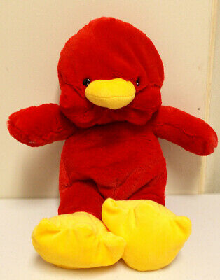Unstuffed Red Bird Build Stuff Your Own Animal NeW