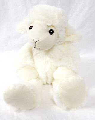 Unstuffed Lamb White Build Stuff Your Own Animal NeW