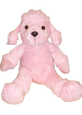 Unstuffed Pink Poodle Build Stuff Your Own Animal NeW