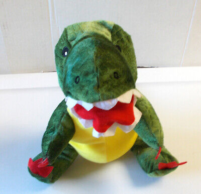 Unstuffed Dinosaur Green Build Stuff Your Own Animal NeW
