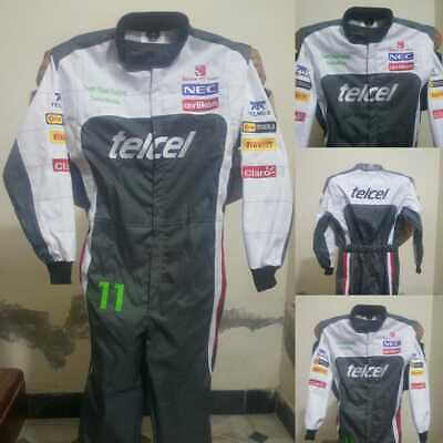 Telcel-Go Kart Racing Suit Cik Fia Level Ii Approved