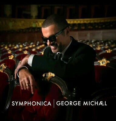🎸 George Michael Symphonica [2 LP] Vinyl Album 1st PRESSING  🎸