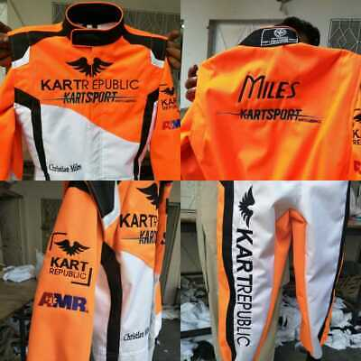 Kart Republic -Go Kart Racing Suit Cik Fia Level Ii Approved