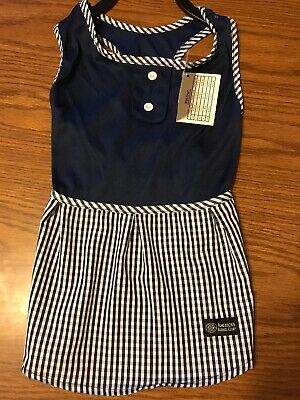 American Kennel Club Pet Apparel Dress Size L NWT
