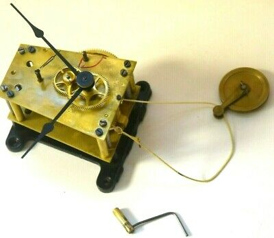 Seth Thomas No. 2 Movement for Weight Driven Clock 77A Trapezoid