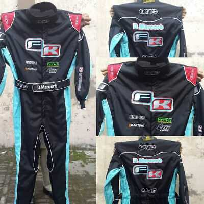 Fk-Go Kart Racing Suit Cik Fia Level Ii Approved