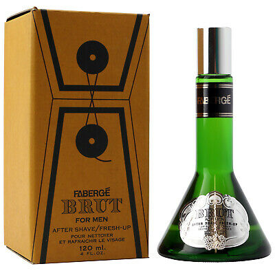 Faberge Brut 120 ml After Shave Fresh Up old vintage Version