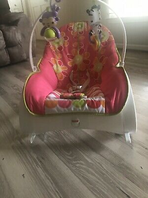 Fisher Price Infant-to-toddler Rocker In Floral Confetti