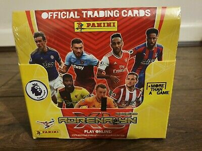 Premier League Panini 2019/2020 Adrenalyn Official Trading Cards (50 Packets)