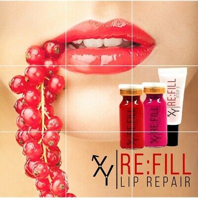 XY Professional Re:Fill Lip Tint BB Glow Treatment - Hyaluronic Acid + Collagen
