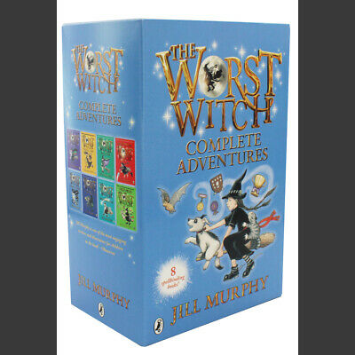 The Worst Witch - 8 Book Collection (Paperback), Children's Books, Brand New