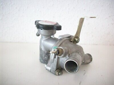Original Thermostatgehäuse komplett / Case Thermostat Honda CB 1000 F - SC30