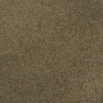 Beige Contract Velour Carpet, Gel Backed, Office, Kitchen, Hardwearing