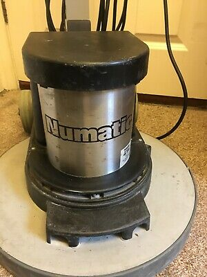 Numatic NMD 1000H Floor Scrubber/ Polisher. Used