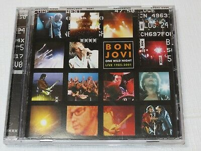 One Wild Night: Live 1985-2001 von Bon Jovi CD May-2001 Insel Def Jam Musik Grou