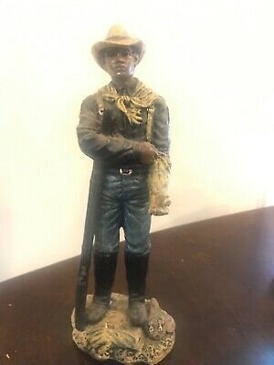 America's Heritage buffalo soldier