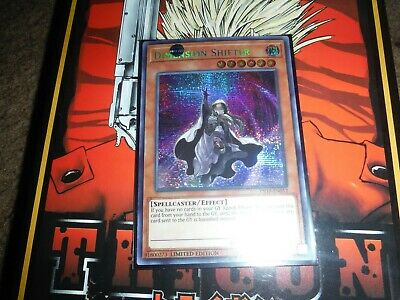 Dimension Shifter - TN19-EN012 - Prismatic Secret Rare - Limited Edition | YuGiO