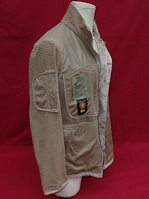 Issued USMC Combat Desert Jacket MED-REGULAR (MR) CDJ MARPAT 180s USGI