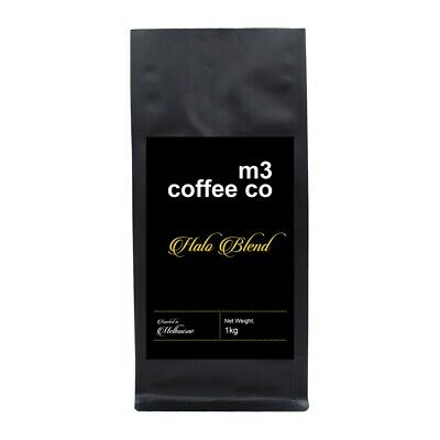 Fresh Roasted 1Kg Coffee Beans Free Shipping | M3 Coffee Co Roasted in Melbourne