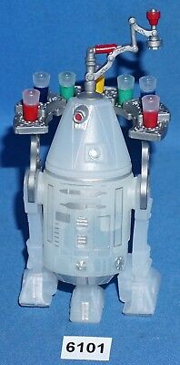 "Star Wars 2018 R4-H18 Christmas Holiday Factory Astromech 3.75"" Figure COMPLETE"