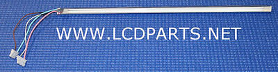 Replacement CCFL backlight assembly for LQ121S1DG41-BA Industrial LCD screen