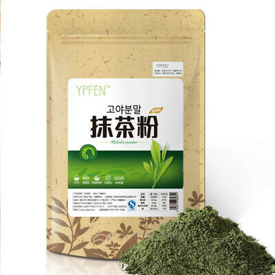 Matcha Green Tea Powder Organic Pure Ceremonial Grade Loss Weight Drink 100g