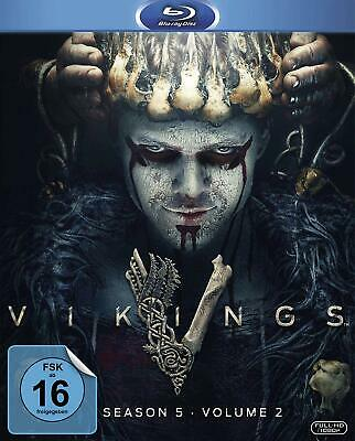 Vikings 5.2 Season 5 Volume 2 Blu-Ray Deutsch