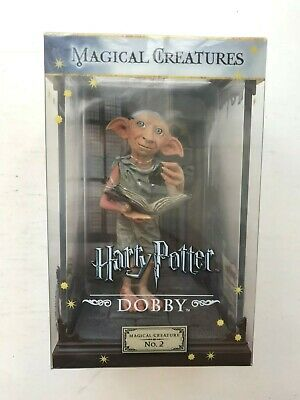 Bnib The Noble Collection Magical Creature Harry Potter Dobby Elf Statue No. 2